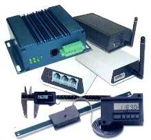 Multiplexers are designed for digital measuring systems.