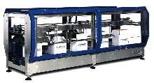 Case Sealer features continuous operation design.