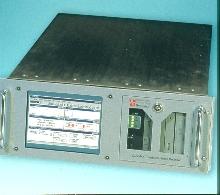 Instrumentation Recorder logs data at 100 Mbps.