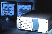 Industrial PC is designed for use at machine level.