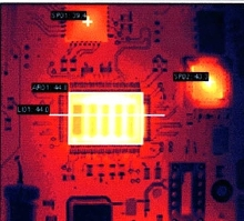 Thermal Software analyzes infrared images.