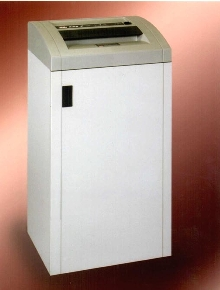 Paper Shredder is for small offices or departments.
