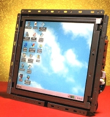 LCD Monitors can be integrated into existing products.