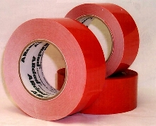 Splicing Tapes link siliconized substrate.