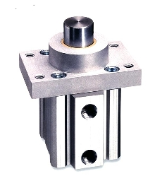 Actuator suits conveyor-stop applications.