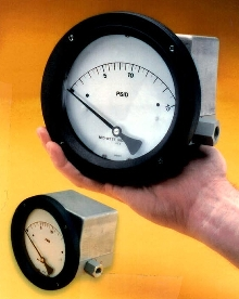 Pressure Gauge/Switch contains CSA-listed assemblies.