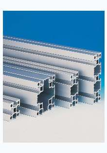Framing System provides heavy-duty machine supports.