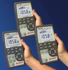 Portable Meters measure laser power.