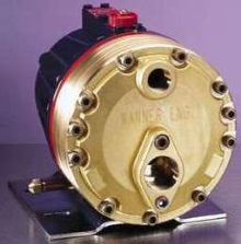 Pumps provide accurate metering from 0-1,200 gpm.