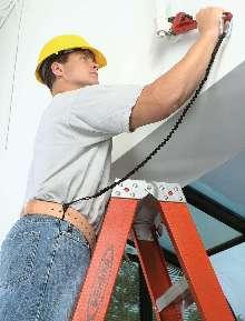 Tool Lanyards help prevent injury.