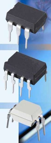 Optocouplers are rated for temperatures to 110°C.