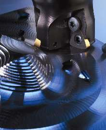 High Feed Milling Cutter suits die and mold industry.