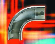 Flow Conditioner eliminates asymmetrical flow profiles.