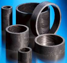 Plain Bearings withstand high loads under slow speeds.