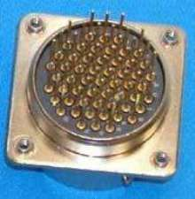 Military Connectors can be customized to meet requirements.