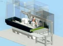 Loading Systems work with grinding machines.