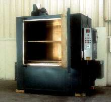 Electric Cabinet Oven features internal air filtration.
