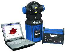 Laser Trackers include CAD/CAM solution.