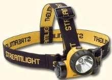 LED Flashlight delivers hands-free lighting.