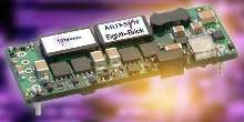 DC/DC Converters have 0.9 x 2.3 in. footprint.