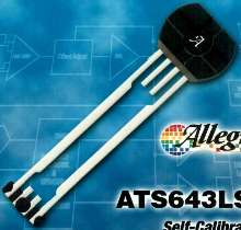 Dual Wire Sensor is suited for transmission speed sensing.
