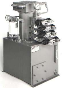 Hydraulic Power Units can be customized to fit needs.