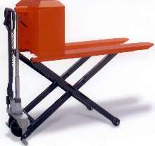 Electric Pallet Truck acts as mobile workstation.