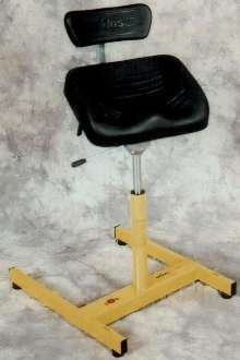 Adjustable Seat helps alleviate back strain.