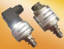 Pressure Switches suit mobile and off-highway applications.