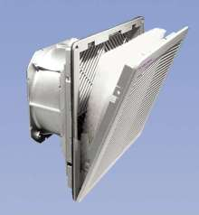 Filter Fans offer airflows from 32-988 cfm.