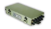Junction Box allows remote monitoring of scales.