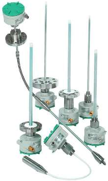 Capacitance Level Transmitter works in critical conditions.