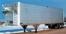 Live-Floor Trailers handle extreme duty hauling.