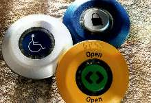 Pushbutton Switch is designed for use by the disabled.