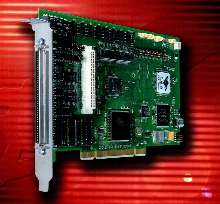 Motion Controller Card comes in 1 to 4 axis versions.