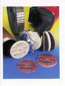 Abrasive Wheels allow high-speed operation in die grinders.