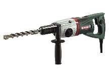 Rotary Hammer features electronic speed control.