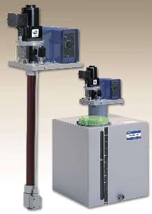 Valveless Metering Pump will not gas bind.