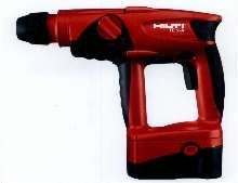 Hammer Drill is portable and lightweight.