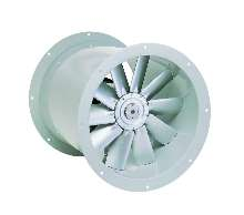 Tube Axial Fans are offered in custom configurations.