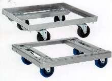 Aluminum Dollies offer 1,200 lb capacity.