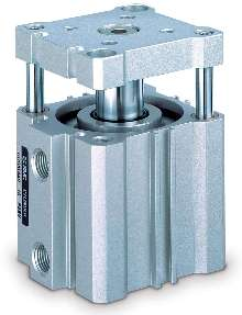 Pneumatic Cylinders incorporate slide bearings.
