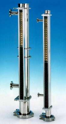 Magnetic Level Indicators offer alternative to sight glasses.