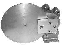 Rail/Disc Brake is rated for holding duty applications.