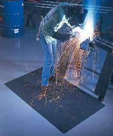 Anti-Fatigue Mat is designed for welding applications.