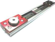 Miniature Module offers belt-driven, linear guidance.