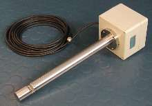 Particle Probes measure particles up to 2.5 mm.