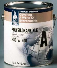 Epoxy Siloxane applies in one coat.