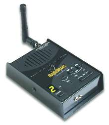 Transceiver lets LMR radios communicate across IP network.