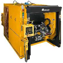 Robotic Workcell is designed for LEAN manufacturing.